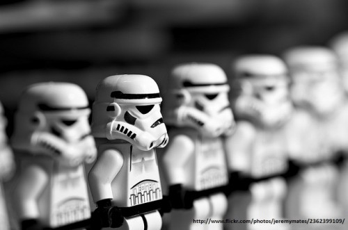Backup stormtroopers