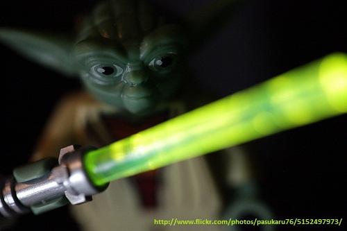 Jedi presenter.